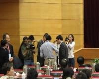 2011中国制冷学会学术年会休息交流